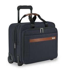 BRIGGS & RILEY ZR285X MEDIUM EXPANDABLE ROLLING BRIEF
