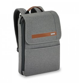 BRIGGS & RILEY ZK265x SLIM EXPANDABLE BACKPACK