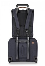 BRIGGS & RILEY ZK230 MEDIUM FOLDOVER BACKPACK