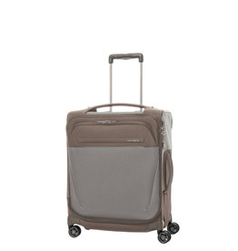 SAMSONITE 1067067066 DARK SAND SPINNER CARRY ON WIDEBODY B-LITE ICON