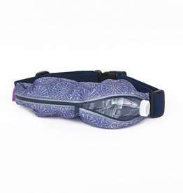 FITZ DENIM ZIP WAIST POUCH
