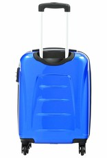 SAMSONITE 734391090 BLUE SAMSONITE WINFIELD 3 SPINNER CARRY-ON WIDEBODY