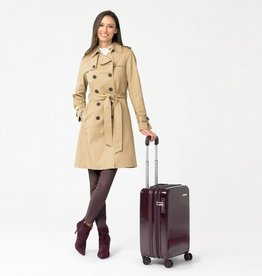 BRIGGS & RILEY SU121CXSP-64  PLUM INT'L CARRYON EXP