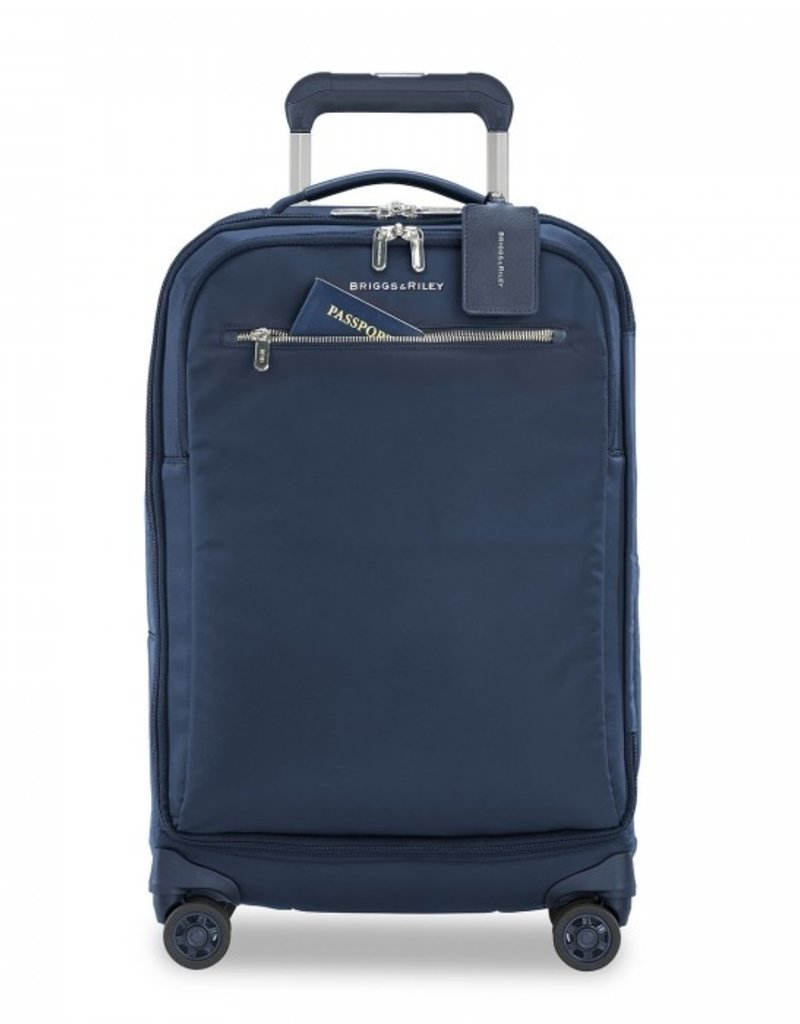 BRIGGS & RILEY PU122SP TALL CARRY-ON SPINNER