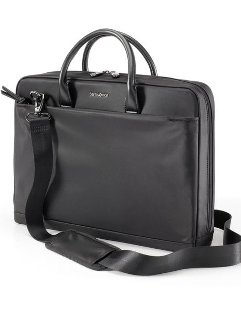 SAMSONITE 805491041 SLIM BRIEFCASE ROSALINE 15.6 BLACK