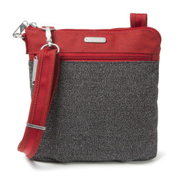 BAGGALLINI ANTI THEFT SLIM CROSSBODY ASSORTED COLOURS