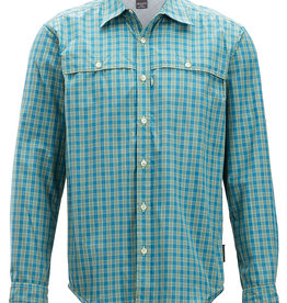 EXOFFICIO MENS VUELO GINGHAM LONG SLEEVE ASSORTED SIZES
