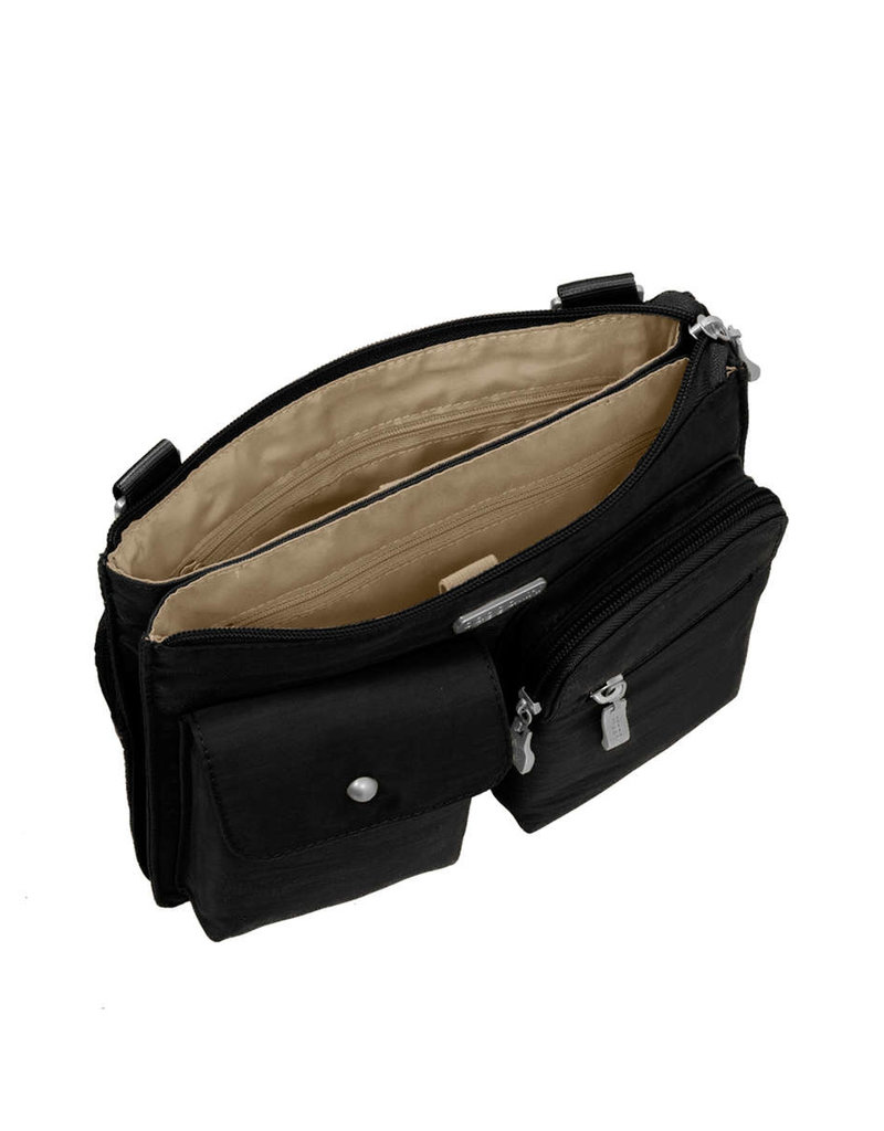 BAGGALLINI ERY541 CHARCOAL EVERYTHING BAG