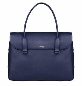 LIPAULT LIPAULT PLUME ELEGANCE LEATHER LAPTOP TOTE