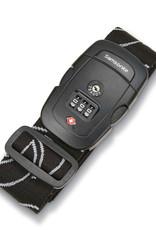 SAMSONITE SAMSONITE 3 DIAL TRAVEL SENTRY COMBINATION LUGGAGE STRAP 91163