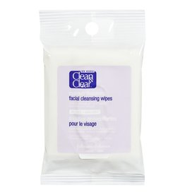Clean & Clear CLEAN & CLEAR FACIAL CLEANSING WIPES 7 wipes a package