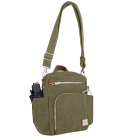 TRAVELON ANTI-THEFT HERITAGE TOUR BAG TRAVELON 33074