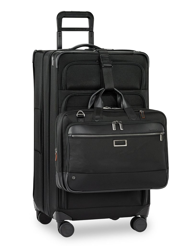 BRIGGS & RILEY UT130CXSP-4 EXTRA LARGE EXPANDABLE SPINNER TRUNK