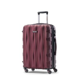 SAMSONITE MEDIUM BURGUNDY PRESTIGE 3D