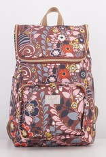 LIL9143 LILIO FOLDING BACKPACK RUSTY PINK