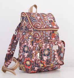 LILIO FOLDING BACKPACK RUSTY PINK