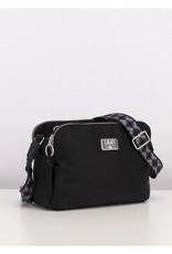LIL9554 LILIO SHOULDER BAG BLACK