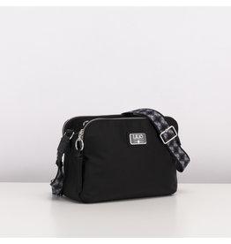 LILIO SHOULDER BAG BLACK