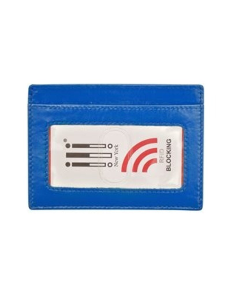 ILI 7201 RFID LEATHER CARD HOLDER