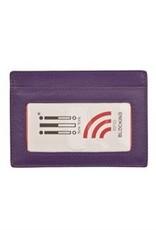 ILI 7201 RFID LEATHER CARD HOLDER