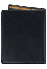 MANCINI LEATHER 8700107 RFID LEATHER PASSPORT COVER