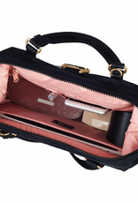 PACSAFE CITYSAFE CX SATCHEL HANDBAG BLACK 20440100