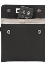 PACSAFE SILENT POCKET FARADAY CAR KEY GUARD JET BLACK 10990130