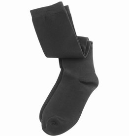 LEWIS N CLARK BE WELL  COMPRESSION SOFT SOCK SMALL BLACK