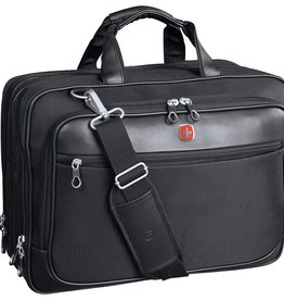 SWISS ARMY SWA0915 BLACK BRIEFCASE