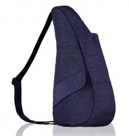 AMERIBAG EXTRA SMALL NYLON HEALTHY BACK BAG BLUE