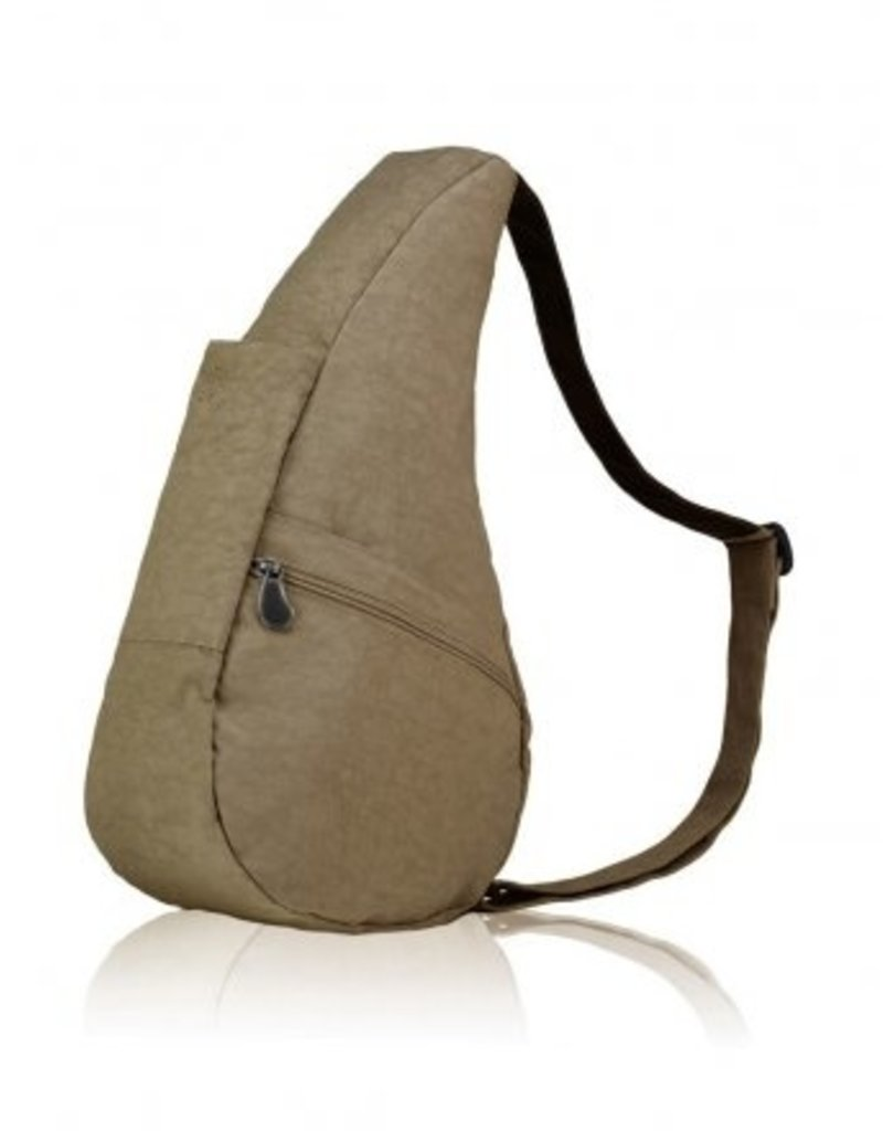 AMERIBAG 6103 TAUPE SMALL NYLON HEALTHY BACK BAG