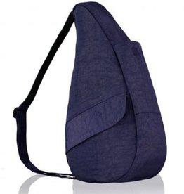 AMERIBAG AMERIBAG SMALL NYLON  HEALTHY BACK BAG BLUE NIGHT