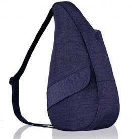 AMERIBAG SMALL NYLON  HEALTHY BACK BAG BLUE NIGHT