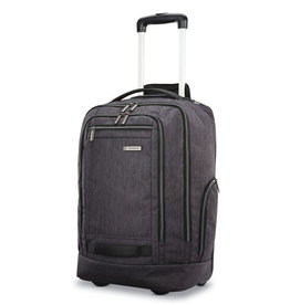 SAMSONITE SAMSONITE CONVERTIBLE WHEELED BACKPACK CHARCOAL HEATHER MODERN UTILITY  126443
