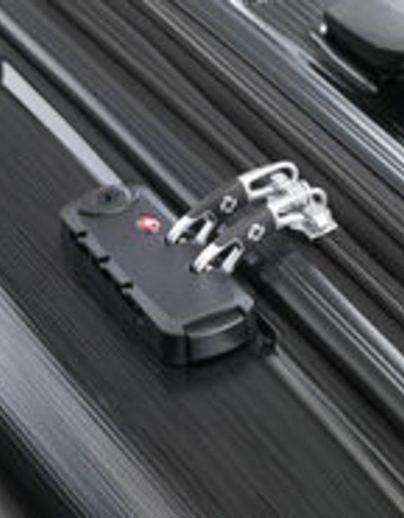 SAMSONITE 131152 6342 LARGE BRUSHED BLACK LARGE WINFIELD NXT SPINNER
