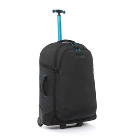 PACSAFE TOURSAFE 29 BLACK WHEELED UPRIGHT