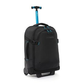 PACSAFE TOURSAFE AT21 WHEELED CARRYON BLACK
