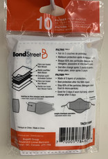 BOND STREET TAC5113BS  FILTER ONE PACK HAS 10 FILTERS