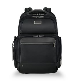 BRIGGS & RILEY GREY LARGE BACKPACK