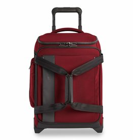 BRIGGS & RILEY CARRY ON UPRIGHT DUFFLE