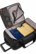 BRIGGS & RILEY ZXUWD121 CARRY ON UPRIGHT DUFFLE