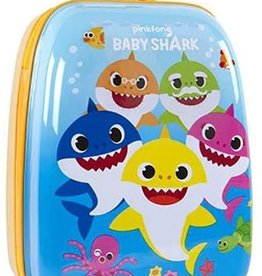 HEYS PINKFONG BABY SHARK FAMILY SPINNER LUGGAGE
