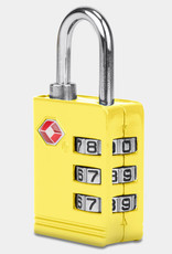 TRAVELON 12790-850 YELLOW TSA COMBO LOCK