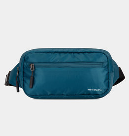 TRAVELON TRAVELON CONVERTIBLE RFID SLING /WAIST BAG