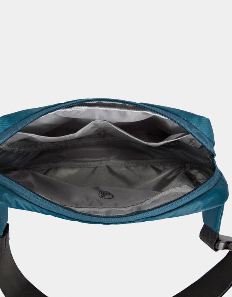 TRAVELON 43509 CONVERTIBLE RFID SLING /WAIST BAG