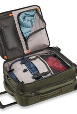 BRIGGS & RILEY ZXU121SPX INTERNATIONAL CARRY-ON EXPANDABLE SPINNER