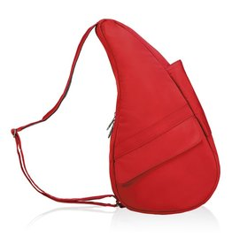 AMERIBAG AMERIBAG SMALL RED MICROFIBER HEALTHY BACK BAG