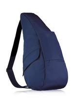 AMERIBAG 7104 MEDIUM NAVY MICROFIBER HEALTHY BACK BAG