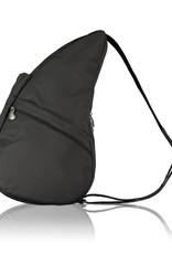 AMERIBAG 7104 MEDIUM BLACK MICROFIBER HEALTHY BACK BAG