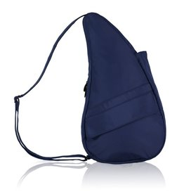 AMERIBAG AMERIBAG  SMALL MICROFIBER HEALTHY BACK BAG MIDNIGHT BLUE
